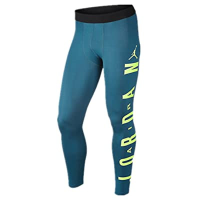 ebd9c78025a NIKE Air Jordan Men's Dri-Fit Jordan AJ Classic Compression Pants 835346-301