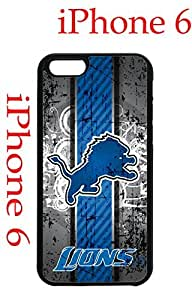 Detroit Lions iphone 5s Case Hard Silicone Case