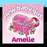 New Baby Girl Amelie by The Teddybears