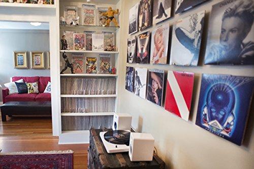Albummount New Adjustable Wall Mount Or Shelf Stand To