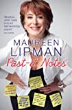 Front cover for the book Past-it Notes by Maureen Lipman