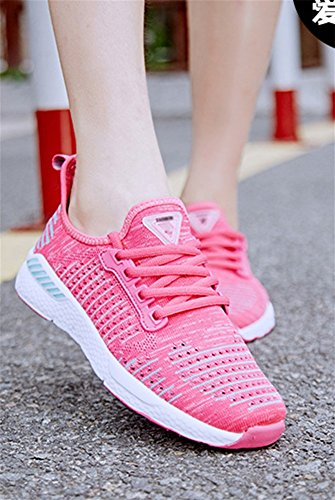 45 Coppia Fashion Race Casual Red Rose Light Summer 36 Scarpe Tide Large Sport Size Xie Traspirante Outdoor w6tCxn4Rq