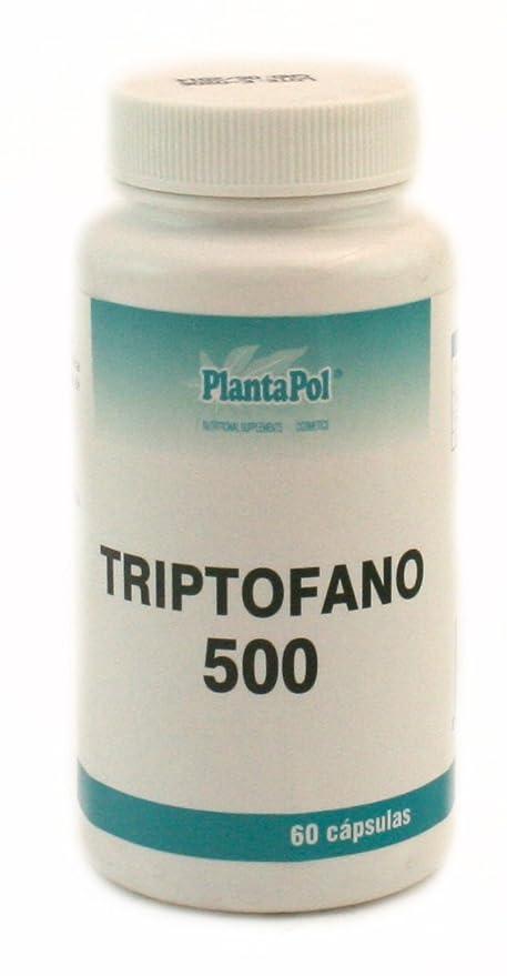 TRIPTOFANO 500 520MG 60 CAP