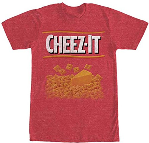 Kelloggs Cheez It Crackers Classic Logo T-Shirt (S)