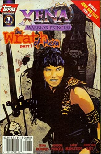 Xena Warrior Princess The Wrath Of Hera No 1 Amazoncom Books