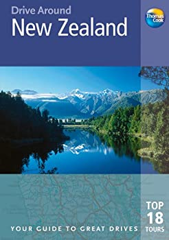 Drive Around New Zealand, 3rd: Your guide to great drives. Top 18 Tours. 1841578371 Book Cover
