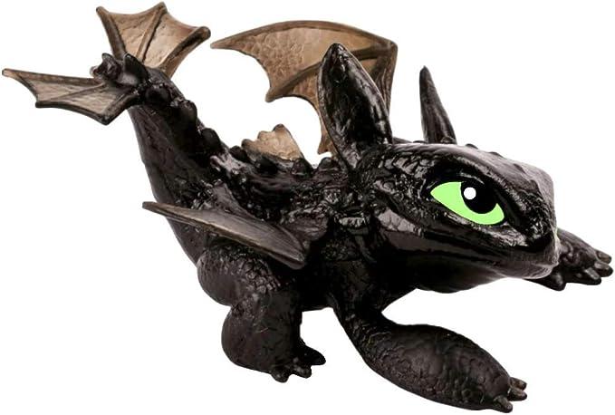 How to Train Your Dragon Legends évolué édenté Figure