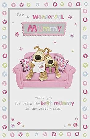 Boofle Wonderful - Tarjeta de cumpleaños para mamá: Amazon ...