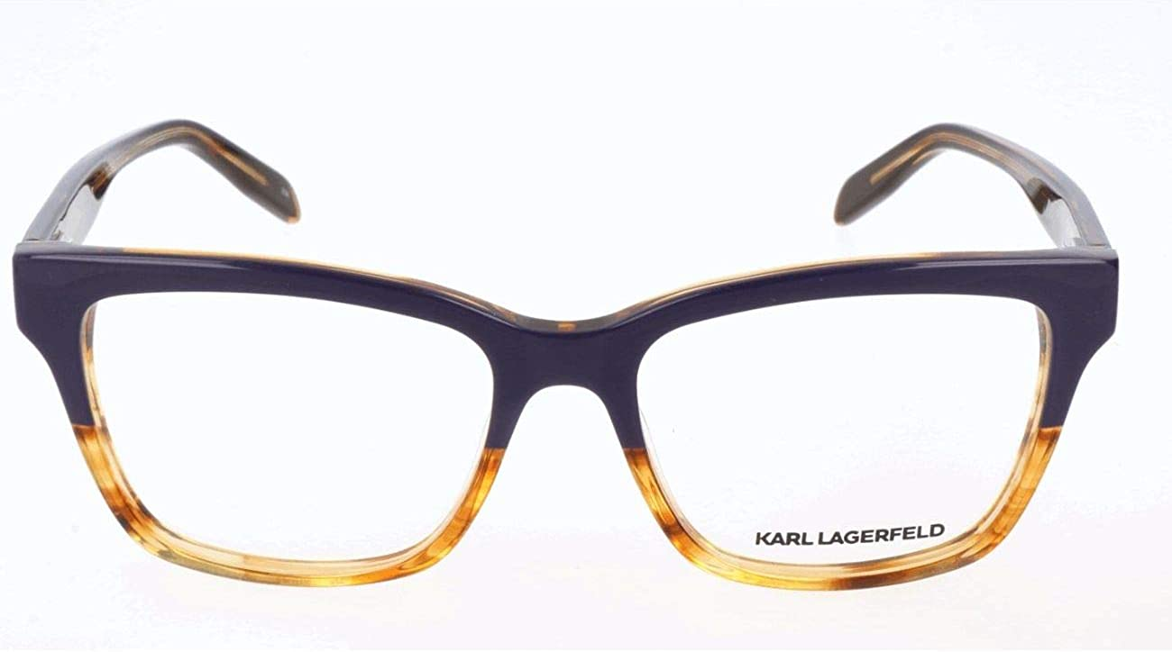 52.0 para Mujer Karl Lagerfeld Brillengestelle KL919 Monturas de gafas Mehrfarbig Multicolor