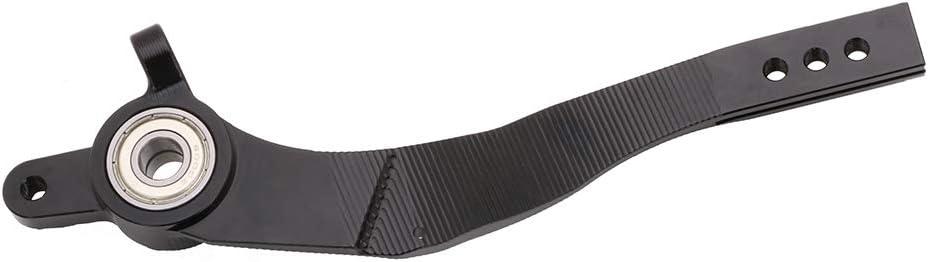 AnXin Moto P/édale de Frein arri/ère Levier pour KTM 125 144 150 200 250 300 350 400 450 500 530 SX XC EXC SXS SMR SXF XCR Husqvarna Te FE TC FC 125 250 300 Jaune