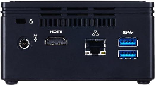 Gigabyte Gb Bace 3160 Mini Pc Mainboard Schwarz Elektronik