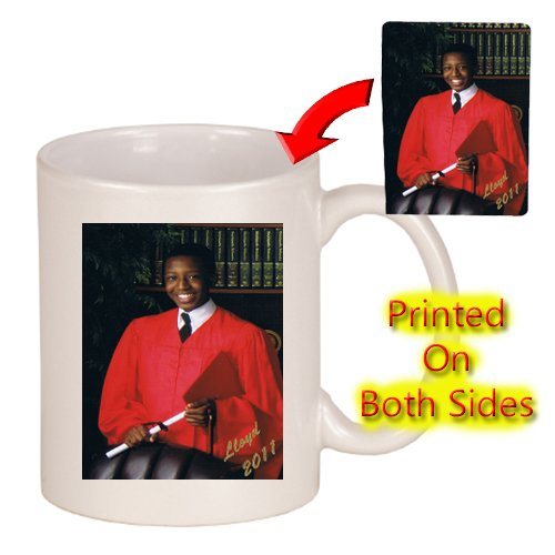 Personalized Coffee Mug - Add pictures, logo, or text to our Custom Mugs by Marvelous Printing (Image #3)