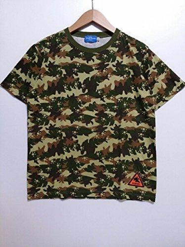 東京ディズニーリゾートTシャツスティッチ迷彩Sの商品画像