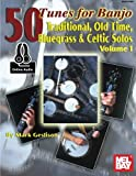 img - for 50 Tunes for Banjo book / textbook / text book