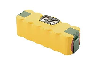 3500mAh Ni-Mh APS Batería para iRobot APS500 | 80501 | Roomba 500 | 510 | 530 | 532 | 535 | 540 | 550 | 555 | 560 | 562 | 570 | 580 | 581 | 610 | 760 ...