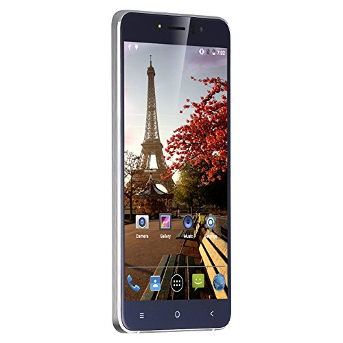 Xgody D10 Unlocked Cell phone 5.5 Inch Android 5.1 Quad Core