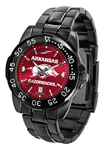 Arkansas Razorbacks Fantom Sport AnoChrome Men's Watch