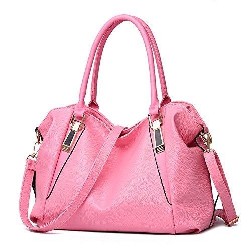 Mikty Ladies Classic Casual Fashion Soft Bag Female Messenger Bag Shoulder Bag for Women - Miu Vintage Bag Miu