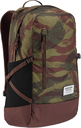 Burton Prospect Backpack with Padded Laptop Sleeve, Water Bottle Pockets, Compression Straps