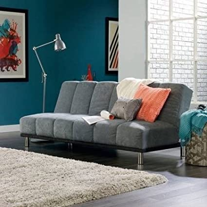 Amazon.com: Sofa Bed Couches Sleeper Sofas-Gray Fabric ...