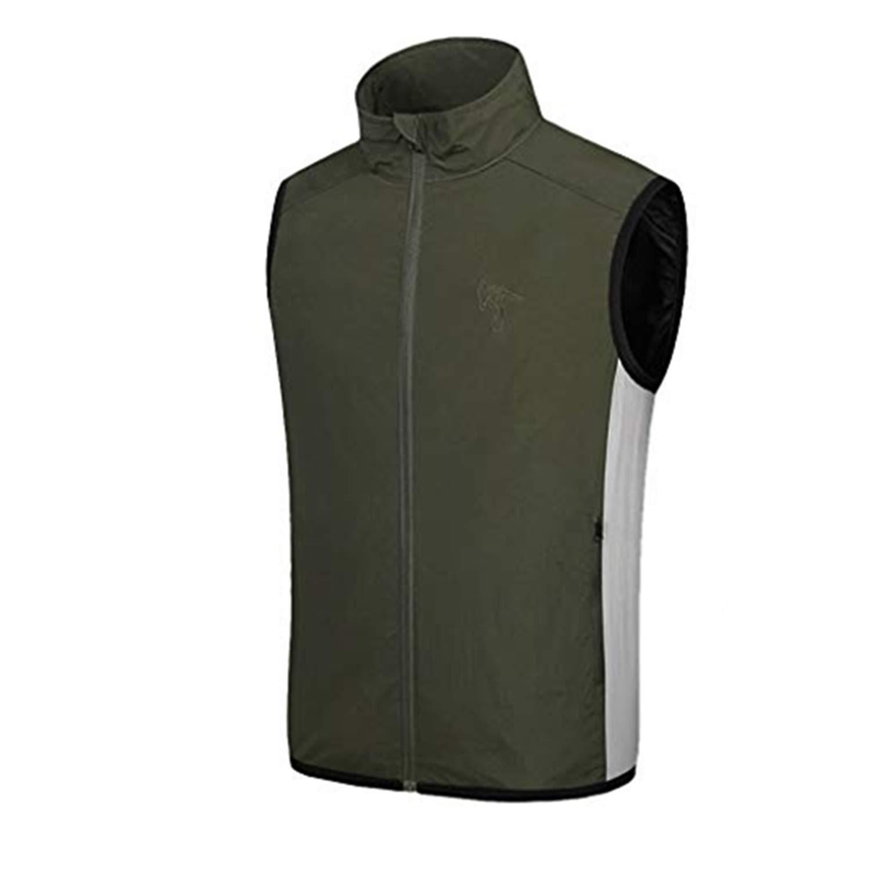 Mens Summer t Shirts Short Sleeve Tronet Summer Air Conditioning Heatstroke Countermeasures Outdoor Working Clothes Top