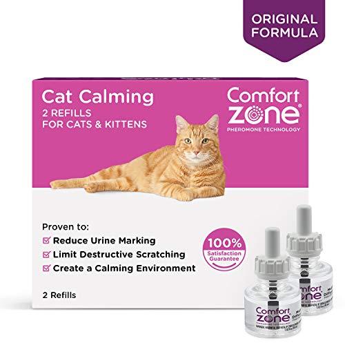 - Comfort Zone Basic Calming Refills for Cat Calming (2 Pack)