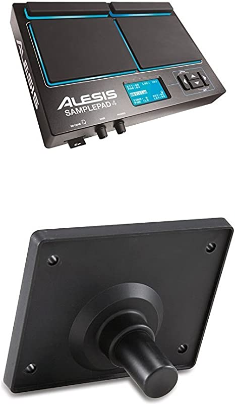Alesis Sample Pad 4 Percussion and Sample-Triggering Instrument BRAND NEW