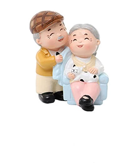 Decoration Home Accessories Grandfather Grandmother