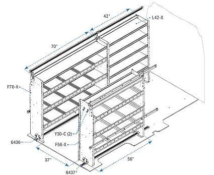 Amazon Com Ranger Design Contractor Package Steel Transit 148