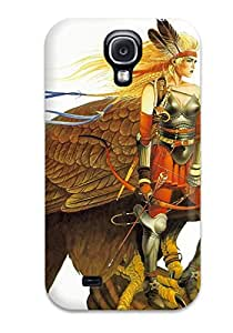Snap-on Case Designed For Galaxy S4- Archer Huntress