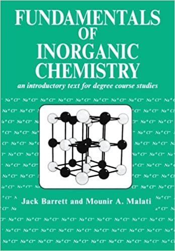 Buy Fundamentals of Inorganic Chemistry: An Introductory