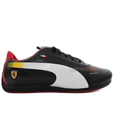 PUMA homme Chaussures Ferrari Evospeed 1.2 Low Sf Couleur: Noir Taille: 42,5