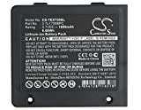 Cameron Sino Battery for Texas Instruments 3.7L1750BPC, Fits Texas Instruments TI-Planet TI-Nspire Navigator Wireless Cradle WiFi, Li-ion 3.70V 1800mAh/6.66Wh