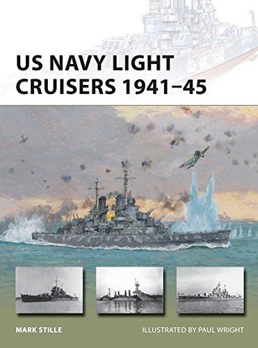 US Navy Light Cruisers 1941–45 (New Vanguard)