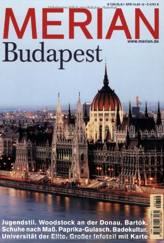 MERIAN Budapest (MERIAN Hefte)