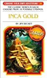 Front cover for the book Inca Gold by Jim Becket