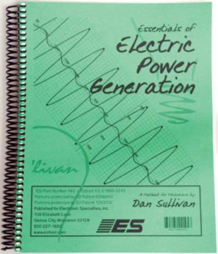 Essentials of Electric Power Generation