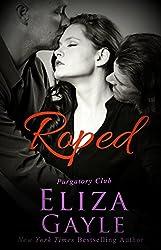 ROPED (BBW Menage) (Purgatory Club Series Book 1) (English Edition)