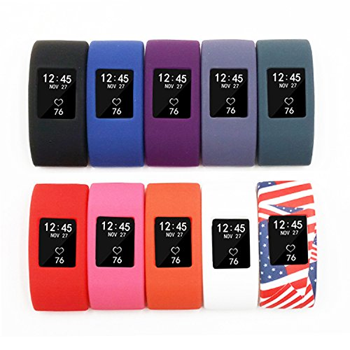 Fitbit Charge Cover Budesi Silicone Protective