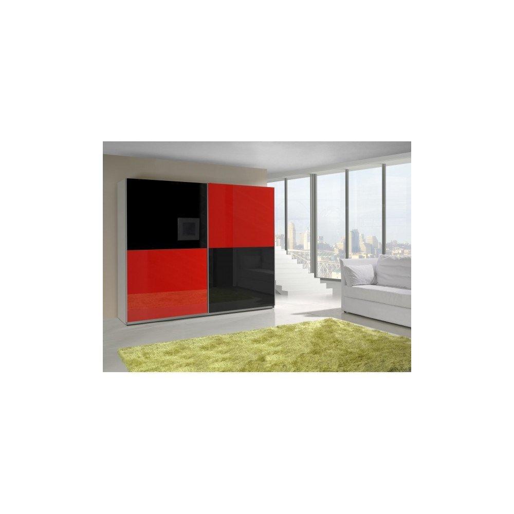 Justhome Lux 244 16 Schwebeturenschrank Kleiderschrank