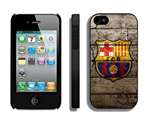 Amazing Case for Iphone 4s Barcelona 6 Best Soccer Designer Iphone 4 Cover Mobile Phone Accessories