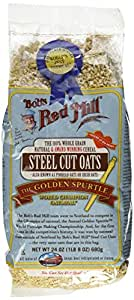Bob's Red Mill Steel Cut Oats, 24 oz