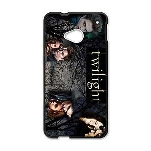 HTC One M7 Cell Phone Case Black Twilight Q0289201