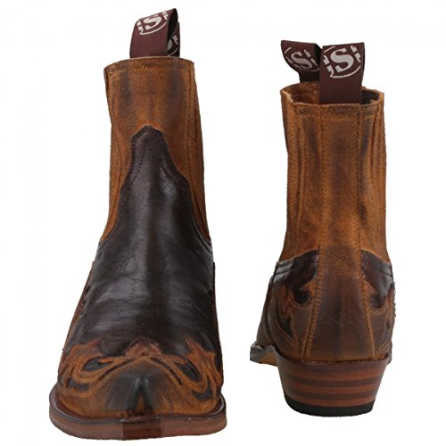 Boots marrone Sendra Sendra Boots Marrone Stivali Marrone marrone Stivali uomo xxzTwqP