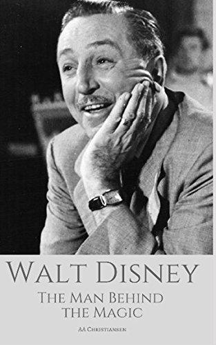 Walt Disney Magic (WALT DISNEY: The Man Behind The Magic: A Walt Disney Biography)