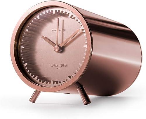 piet Hein eek Tube Clock Copper