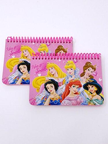 Disney Princess Autograph Book, 2pcs,