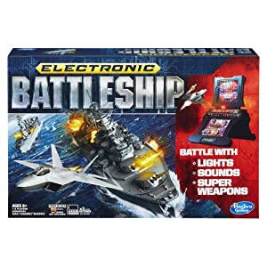Electronic Battleship Game from Hasbro
