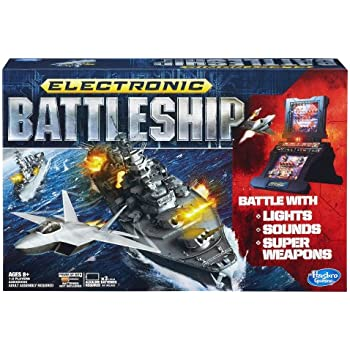 Electronic Battleship Game