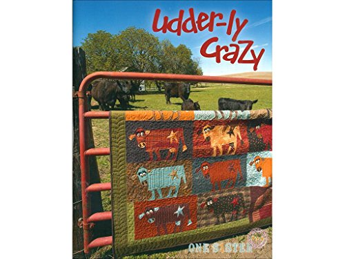 One Sister Designs Udder-Ly Crazy Bk by One Sister Designs